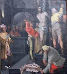 Le Christ aux outrages (XVIe ou XVIIe s.)