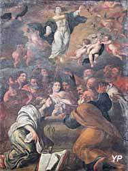 L'Assomption de la Vierge (David Theniers le Jeune, 1663)