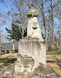 Statue de Daubenton