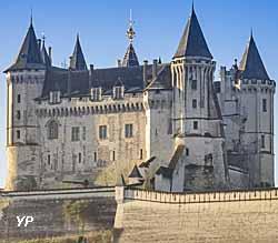 Château de Saumur (Christophe Gagneux - Pixim Communication)