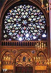 Sainte-Chapelle - chapelle haute