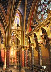 Sainte-Chapelle - chapelle basse