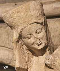 Vierge à l'enfant (XIIIe s.)