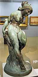 Ondine (bronze 1860, Auguste Préault)