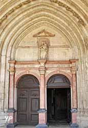 Portail principal (Hugues le Rupt)