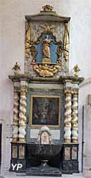 Baptistère style Renaissance.