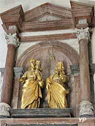 Entrée de la Sainte Chapelle
