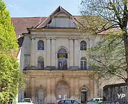 Palais de justice ancien couvent des cordeliers dole for Plan dole 39