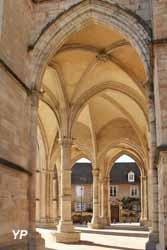 Porche gothique