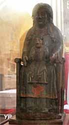 Vierge noire (XIIe s.)