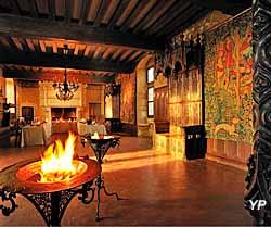 Château de Langeais - banquet