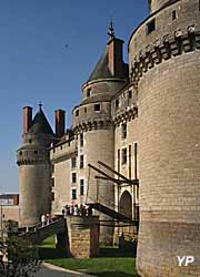 Château de Langeais - pont-levis
