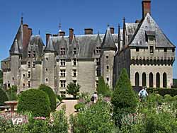 Château de Langeais (doc. J.M. Laugery)