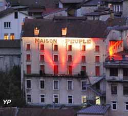 Maison du Peuple (doc. J.M. Brellier)