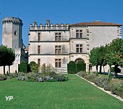 Château de Bourdeilles - château Renaissance