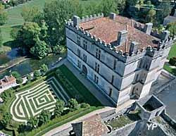 Château de Bourdeilles - château Renaissance (Semitour)