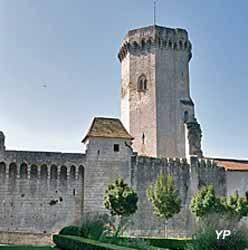 Château de Bourdeilles - donjon