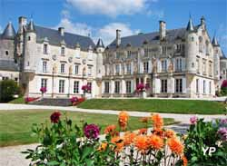 Château de Terre Neuve (Henri du Fontenioux)