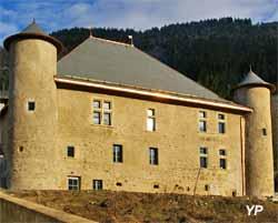 Maison forte de Hautetour (Mairie de Saint-Gervais les Bains)