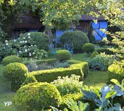 Jardin régulier