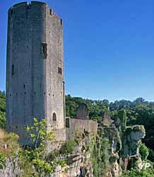 Château de Gavaudun (Corinne Laversin, CDNP)