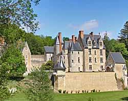 Château de Courtanvaux (Château de Courtanvaux)