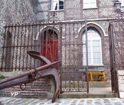 Façade de l'ancienne mairie