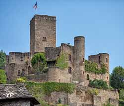 Château de Belcastel (Château de Belcastel)