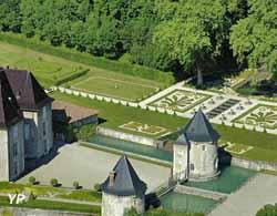Jardins et château du Touvet (château du Touvet)