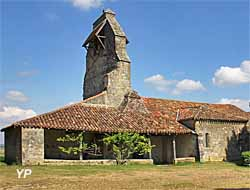 Eglise de Heux (J.A. Somville)