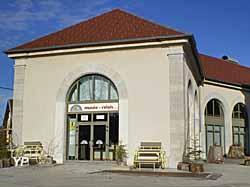 Musée relais du cheval de trait comtois et de la forêt (musée du Cheval Comtois et de la Forêt)