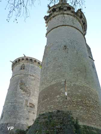 Château Jean de Berry - Musée Charles VII