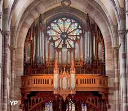 Orgue symphonique Merklin (Les Amis de l'Orgue Merklin d'Obernai)