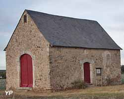 Chapelle de Perrine Dugué (la sainte tricolore) (Dominique Paradis)