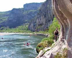 Réserve Naturelle Nationale des Gorges de l'Ardèche