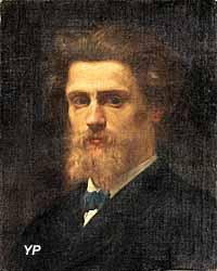 Autoportrait, Musée des Beaux-arts de Rennes (Louis-Marie Baader) (doc. Isabelle Guégan)