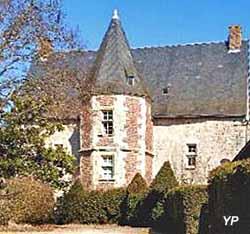 Prieuré (XVe et XVIe s) (Association Saint-Gondon Patrimoine Historique)