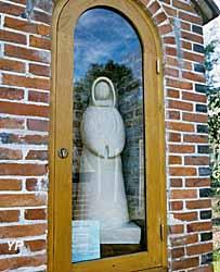 Statue de saint Gondon