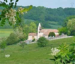 Eglise Notre-Dame de Cabalsaut (Syndicat d'Initiative de Castelculier)