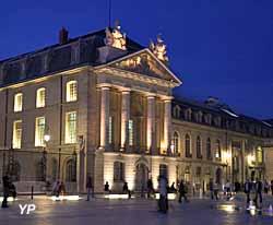 Palais des Ducs et des États de Bourgogne (Musée des beaux-arts de Dijon, photo François Jay)