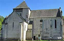 Ancienne église paroissiale Notre-Dame de Rigny (doc. Association Notre-Dame de Rigny)