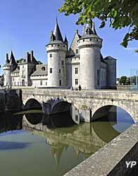Château de Sully-sur-Loire (Dominique Chauveau - département du Loiret)