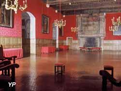 Château de Sully-sur-Loire - salle d'honneur