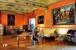Château de Sully-sur-Loire - grand salon