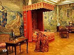 Château de Sully-sur-Loire - appartement XVIIIe