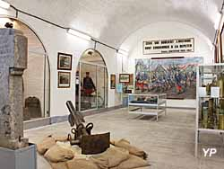 Fort de Leveau - espace Brassart