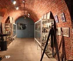 Fort de Leveau - couloir