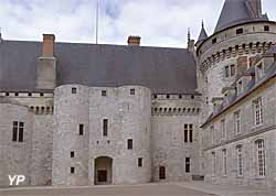 Château de Sully-sur-Loire (doc. Dominique Chauveau - département du Loiret)
