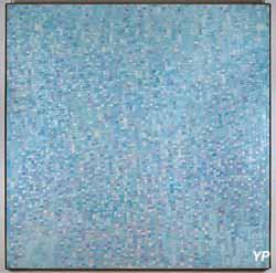Bleu Heaven (Shirley Goldfarb)