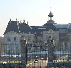 château de Vaux-le-Vicomte (doc. Yalta Production)